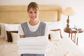 Housekeeper formal Housekeeper Laundress domestic Staffing Distinguished Domestic Services Estate Staffing